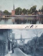 1887175Alkmaar, Zaadmarkt – Bierkade (2 Kaarten) - Alkmaar