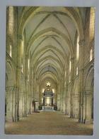 IT.- ABBAZIA CISTERCENSE Di CASAMARI. Interno Della Basilica - Kerken En Kloosters