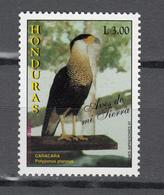 Honduras 1997,1V,bird Of Prey,roofvogel,birds,vogels,vögel,oiseaux,pajaros,uccelli,MNH/Postfris(A3601) - Arends & Roofvogels