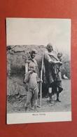 KENYA - Masai Family - Kenya