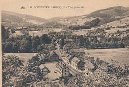 CPA - France - (67) Bas Rhin - Schirmeck Labroque - Vue Générale - La Broque