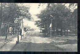 Gilze Rijen - Kamp - Vakantie - 1934 - Breda - Tilburg - Nederland