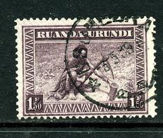 Ruanda-Urundi 1937 COB 112 ° - Ruanda-Urundi