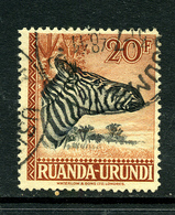 Ruanda-Urundi 1942 COB 145 ° - Ruanda-Urundi