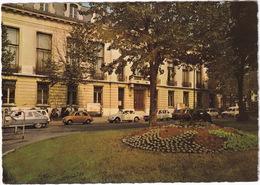 Aubervilliers: RENAULT 16, 4, 6, 4-COMBI, FIAT 500, VW 1200 KÄFER/COX - La Mairie - (93) - Toerisme