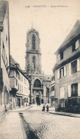 CPA - France - (67) Bas Rhin -  Selestat - Eglise St-Georges - Selestat