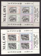 Malawi  -  Blocs  :  Yv  22-23  **   Dürer - Malawi (1964-...)