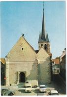 Jouy-en-Josas: CITROËN 2CV AK250, 2CV, DS, RENAULT 4-COMBI, ESTAFETTE, BMW 1500 - L'Eglise - (78) - Toerisme