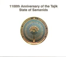 TAJIKISTAN, 1999, Booklet 3, 1100 Y States Of Samanids - Tadjikistan