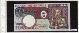 Banconota Angola, Mai Circolata, 100 GEM ESCUDOS - Angola