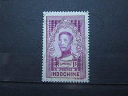 VEND BEAU TIMBRE D ' INDOCHINE N° 191 , XX !!! - Indochine (1889-1945)