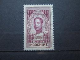 VEND BEAU TIMBRE D ' INDOCHINE N° 189 , XX !!! - Indochine (1889-1945)