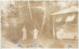 CONAKRY - Habitation Coloniale - Carte-photo - Guinée
