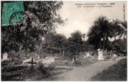 CONAKRY - Le Cimetière - Guinée