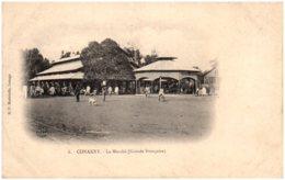CONAKRY - Le Marché - Guinée