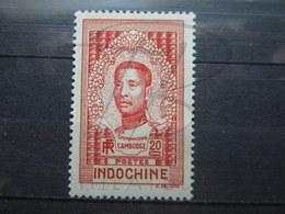 VEND BEAU TIMBRE D ' INDOCHINE N° 188 , XX !!! - Indochine (1889-1945)