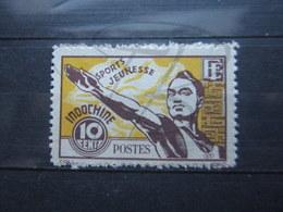 VEND BEAU TIMBRE D ' INDOCHINE N° 284 , NEUF SANS CHARNIERE !!! (b) - Indochine (1889-1945)