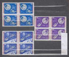 2484 K Bulgaria 1975 American-Soviet Space Company Apollo-Soyuz - Cosmonaut Aleksei Leonov, Astronaut Thomas Stafford ** - Bulgaria