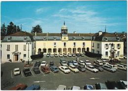 Bar-sur-Aube: CITROËN DS, OPEL REKORD-C, RENAULT 8, 4, 6, 16, PEUGEOT 204, COUPÉ, 404, BACHÉE, BREAK, SIMCA 1000 - Toerisme