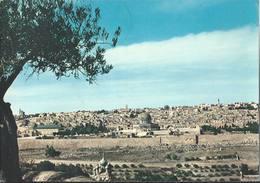 Panorama Of Jerusalem - H4920 - Israele