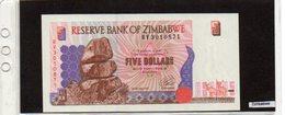Banconota In Ottimo Stato Di Franchi 500 SENEGAL Emessa Nel 1995 - Zimbabwe