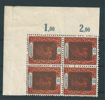 Saar MiNr. 54 **  Oberrand Bogenecke (sab55) - 1920-35 Saargebiet – Abstimmungsgebiet
