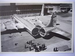 Avion / Airplane / CANADAIR FORTY FOUR / Canadair CL-44 - 1946-....: Ere Moderne