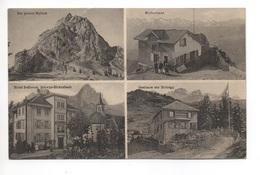 SCHWYZ-RICKENBACH Hotel Bellevue Gasthaus Zur Holzegg Die Grosse Mythen Mythenhaus - SZ Schwyz
