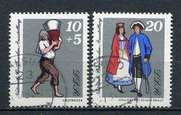 DDR Nr.2882/3        O  Used       (21935) ( Jahr: 1984 ) - [6] République Démocratique