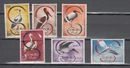 Italy Somalia 1959,6V In Set,birds,vogels,vögel,oiseaux,pajaros,uccelli,aves,MNH/Postfris(A3603) - Vogels