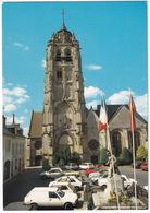 Rugles: PEUGEOT 305 COMMERCIALE, 104, 305, RENAULT 5, 4, 18, CITROËN 2CV, TALBOT SAMBA - L'Eglise - (Eure) - Toerisme