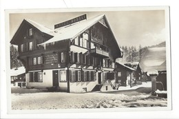 21113 - Gstaad Hotel Rössli Im Winter - BE Bern