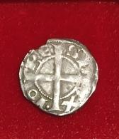 BRETAGNE - JEAN LE ROUX - Denier Argent - 476-1789 Monnaies Seigneuriales