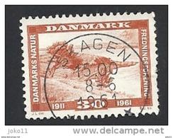 Dänemark 1961, Mi.-Nr. 389, Gestempelt - Dänemark