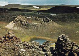 1 AK Island Iceland * Ein Krater Im Veiðivötn Gebiet - Im Süden Von Island * - Island