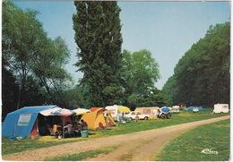 Noyen-sur-Sarthe: 2x SIMCA 1100 - Le Camping - Caravaning/Tentes - (Sarthe) - Toerisme