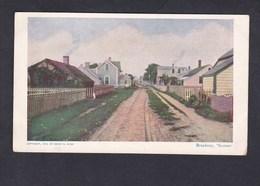 USA MA Nantucket Brodway Sconset ( Henry  S. Wyer) - Nantucket