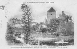 VENDEE MILITAIRE   CHATEAU DE LA ROCHEJACQUELEIN - France