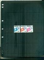 SINGAPORE ESPANA 82 3 VAL NEUFS A PARTIR DE 0.50 EUROS - Singapour (1959-...)