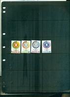 SINGAPORE  15 A.S.E.A.N. 4 VAL NEUFS A PARTIR DE 0.50 EUROS - Singapour (1959-...)