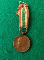 MEDAGLIA MIGNON Unità D'italia 1848/1918 - Italia