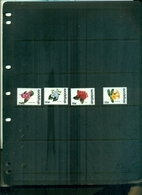 SINGAPORE FLEURS  VAL NEUFS A PARTIR DE 0.50 EUROS - Singapour (1959-...)