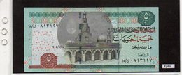 Banconote Del Mondo - Egypte