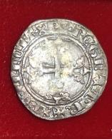 BRETAGNE - JEAN IV - 1/2 Gros Au Lion - Rennes - 476-1789 Monnaies Seigneuriales