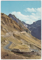 Route De Barèges Au Col Du Tourmalet: CITROËN 2CV, DS, AUTOCAR (U23 ?) - 'Le Fer à Cheval' - Pyrenées - Toerisme