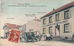 CPA - France - (67) Bas Rhin - Nouveau-Saales - Frontière Franco-allemande - Autres Communes