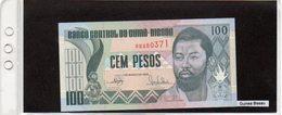 Banconota Guinea Bissau, Mai Circolata, 100 Pesos - Guinea-Bissau