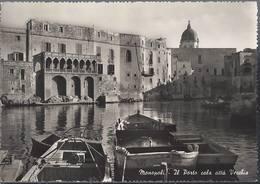 Monopoli - Il Porto Cala Città Vecchia - H4929 - Bari