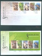 AUSTRALIA  - FDC - 4.8.2009 - SPECIES AT RISK - Yv 3125-3129 BLOC 119 - Lot 18527 - Premiers Jours (FDC)