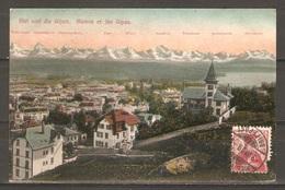 Carte P ( Suisse / Bienne ) - BE Berne